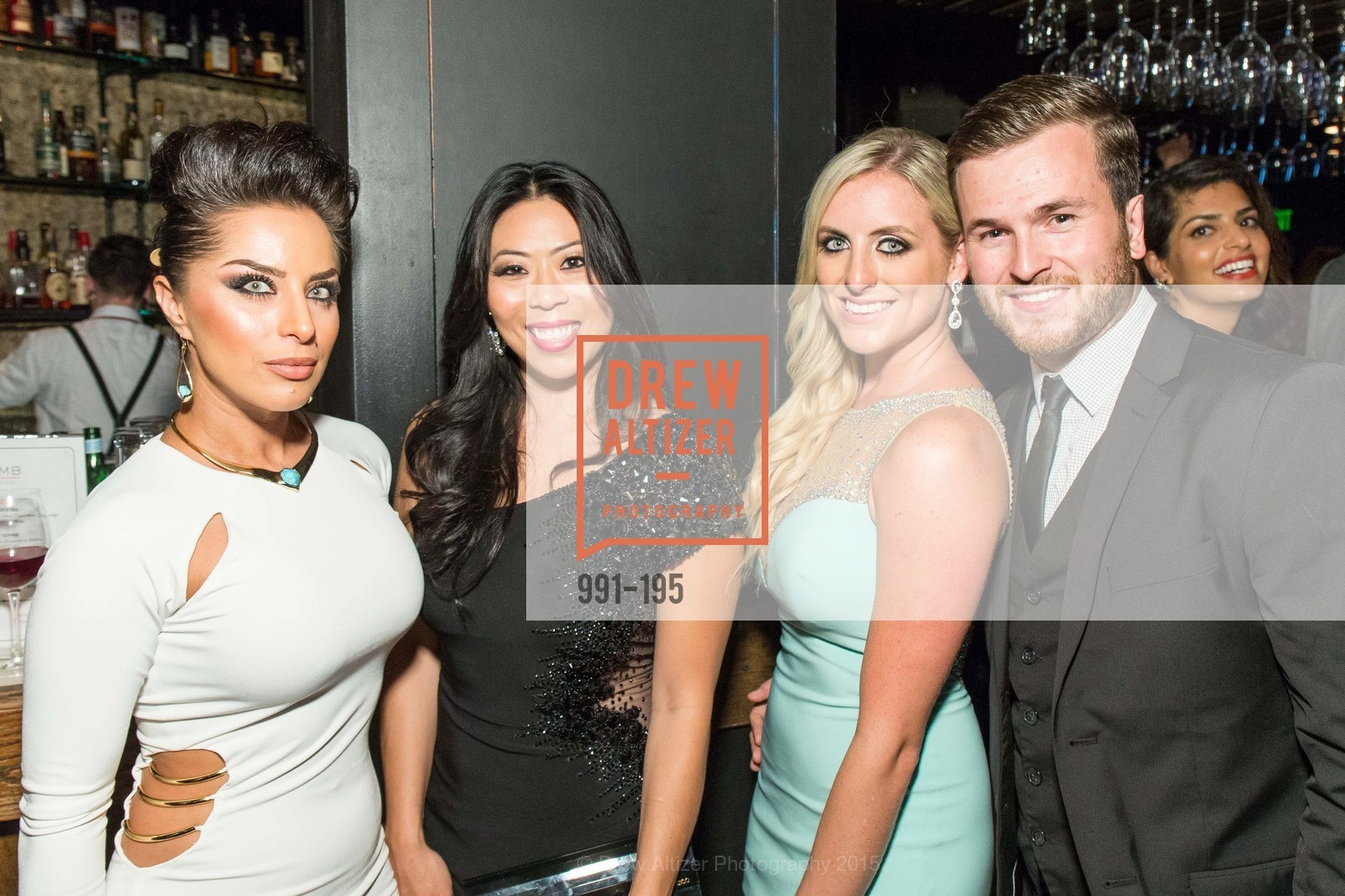 Molly Noor, Joyce Chiu, Stephanie Slye, Kenan Slye, Climb Real Estate and Sindeo Celebrate the Launch of Million Dollar Listing San Francisco, Local Edition San Francisco. 691 Market St, July 8th, 2015,Drew Altizer, Drew Altizer Photography, full-service agency, private events, San Francisco photographer, photographer california