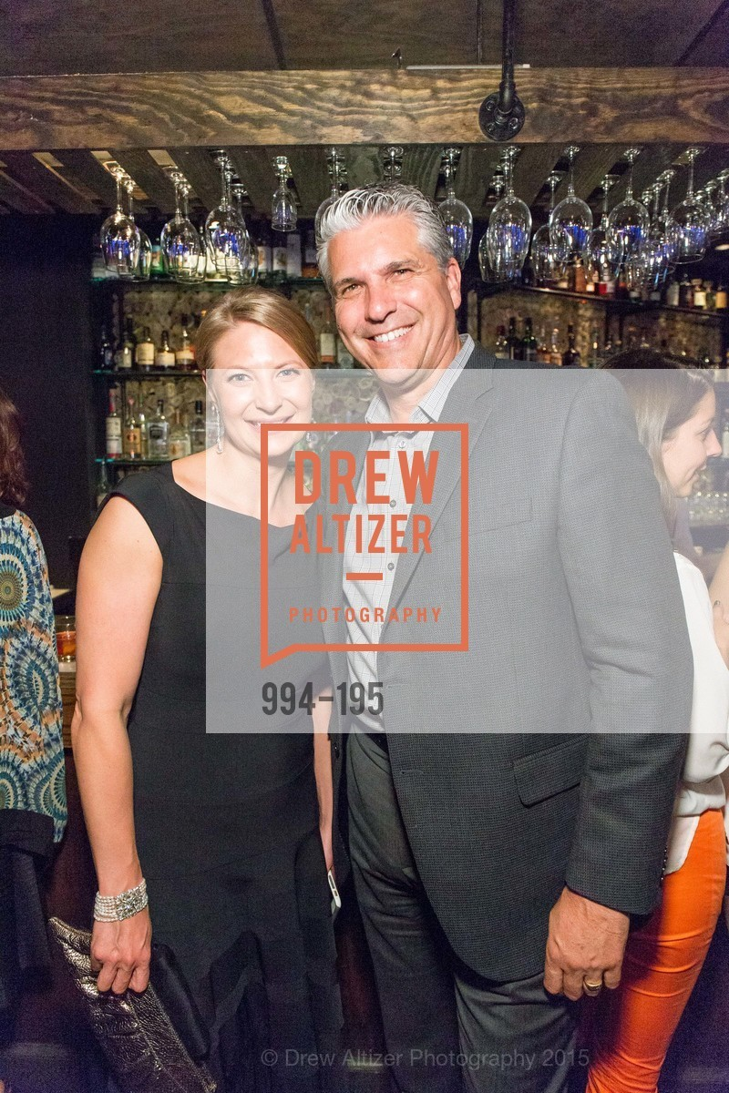 Christine Dwiggins, Joe Cucchiara, Climb Real Estate and Sindeo Celebrate the Launch of Million Dollar Listing San Francisco, Local Edition San Francisco. 691 Market St, July 8th, 2015,Drew Altizer, Drew Altizer Photography, full-service agency, private events, San Francisco photographer, photographer california