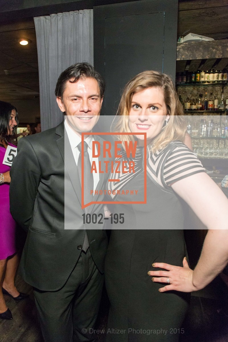 Damion Matthews, Sally Kuchar, Climb Real Estate and Sindeo Celebrate the Launch of Million Dollar Listing San Francisco, Local Edition San Francisco. 691 Market St, July 8th, 2015,Drew Altizer, Drew Altizer Photography, full-service agency, private events, San Francisco photographer, photographer california
