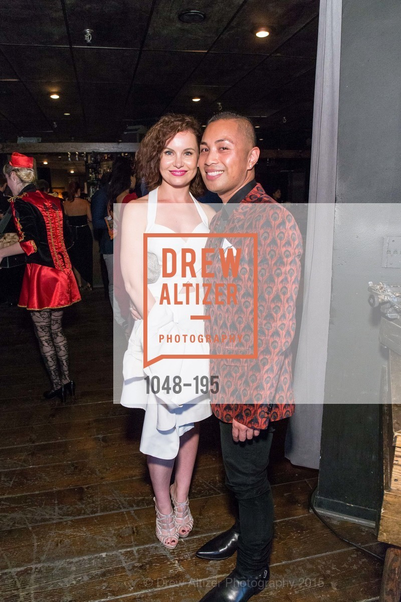 Renata Seirodova, Rommel Yema, Climb Real Estate and Sindeo Celebrate the Launch of Million Dollar Listing San Francisco, Local Edition San Francisco. 691 Market St, July 8th, 2015,Drew Altizer, Drew Altizer Photography, full-service agency, private events, San Francisco photographer, photographer california