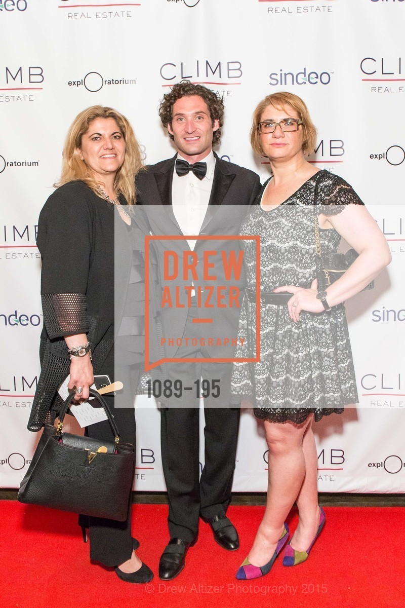 Tanya Dzhibrailova, Justin Fichelson, Ellie Kravets, Climb Real Estate and Sindeo Celebrate the Launch of Million Dollar Listing San Francisco, Local Edition San Francisco. 691 Market St, July 8th, 2015,Drew Altizer, Drew Altizer Photography, full-service agency, private events, San Francisco photographer, photographer california