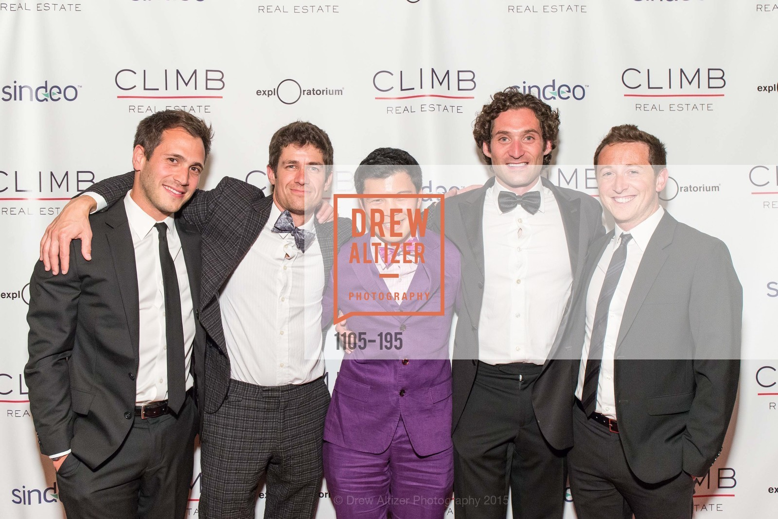 David Stark, Brian Shire, Tony Pham, Justin Fichelson, Stephen Haskell, Climb Real Estate and Sindeo Celebrate the Launch of Million Dollar Listing San Francisco, Local Edition San Francisco. 691 Market St, July 8th, 2015,Drew Altizer, Drew Altizer Photography, full-service agency, private events, San Francisco photographer, photographer california