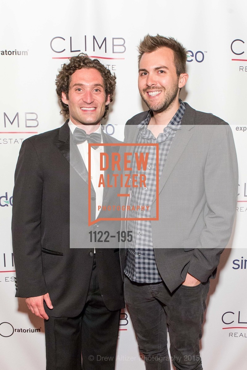 Justin Fichelson, John Uphoff, Climb Real Estate and Sindeo Celebrate the Launch of Million Dollar Listing San Francisco, Local Edition San Francisco. 691 Market St, July 8th, 2015,Drew Altizer, Drew Altizer Photography, full-service agency, private events, San Francisco photographer, photographer california