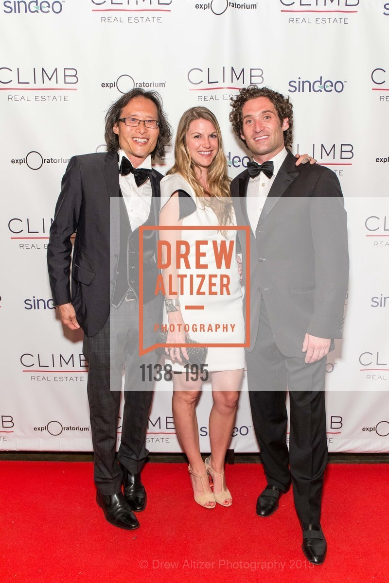 Richard Ling, Anna Sawyer, Justin Fichelson, Climb Real Estate and Sindeo Celebrate the Launch of Million Dollar Listing San Francisco, Local Edition San Francisco. 691 Market St, July 8th, 2015,Drew Altizer, Drew Altizer Photography, full-service agency, private events, San Francisco photographer, photographer california