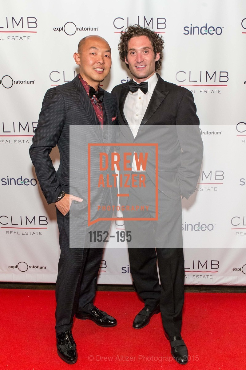 Steve Mi, Justin Fichelson, Climb Real Estate and Sindeo Celebrate the Launch of Million Dollar Listing San Francisco, Local Edition San Francisco. 691 Market St, July 8th, 2015,Drew Altizer, Drew Altizer Photography, full-service agency, private events, San Francisco photographer, photographer california