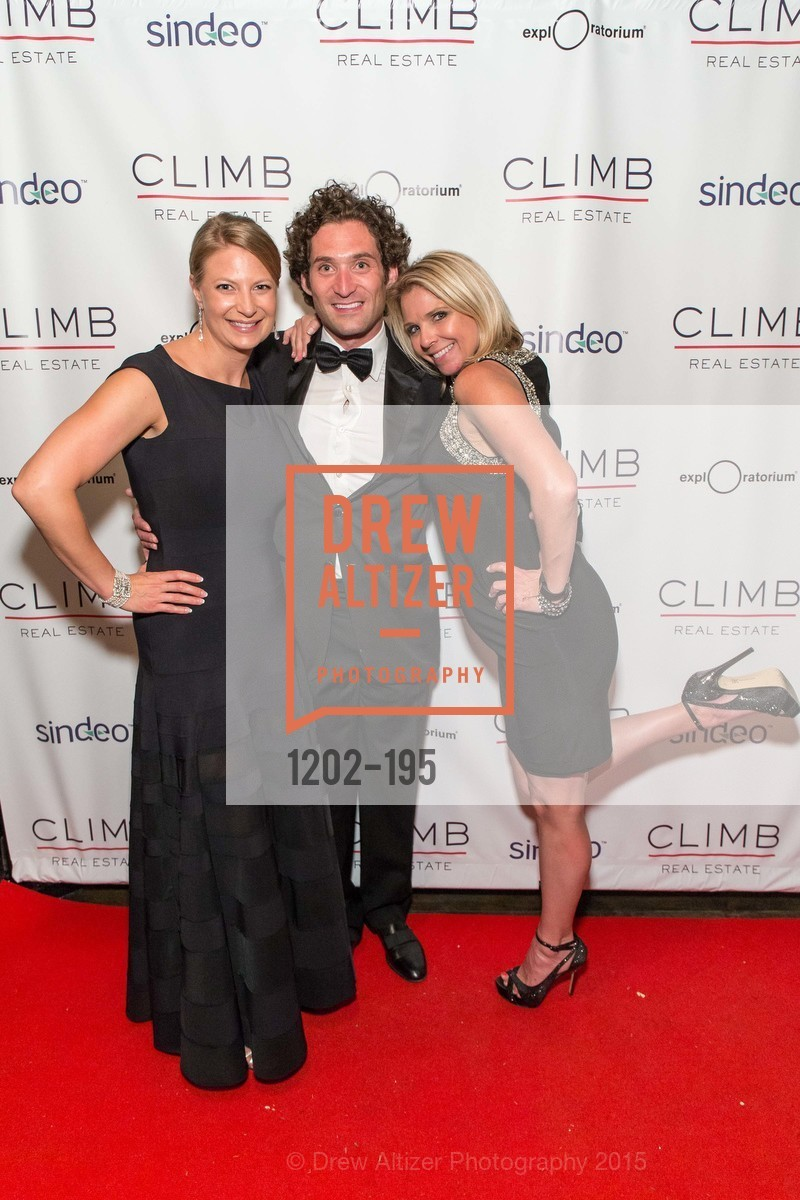 Christine Dwiggins, Justin Fichelson, Deborah Grinnell, Climb Real Estate and Sindeo Celebrate the Launch of Million Dollar Listing San Francisco, Local Edition San Francisco. 691 Market St, July 8th, 2015,Drew Altizer, Drew Altizer Photography, full-service event agency, private events, San Francisco photographer, photographer California