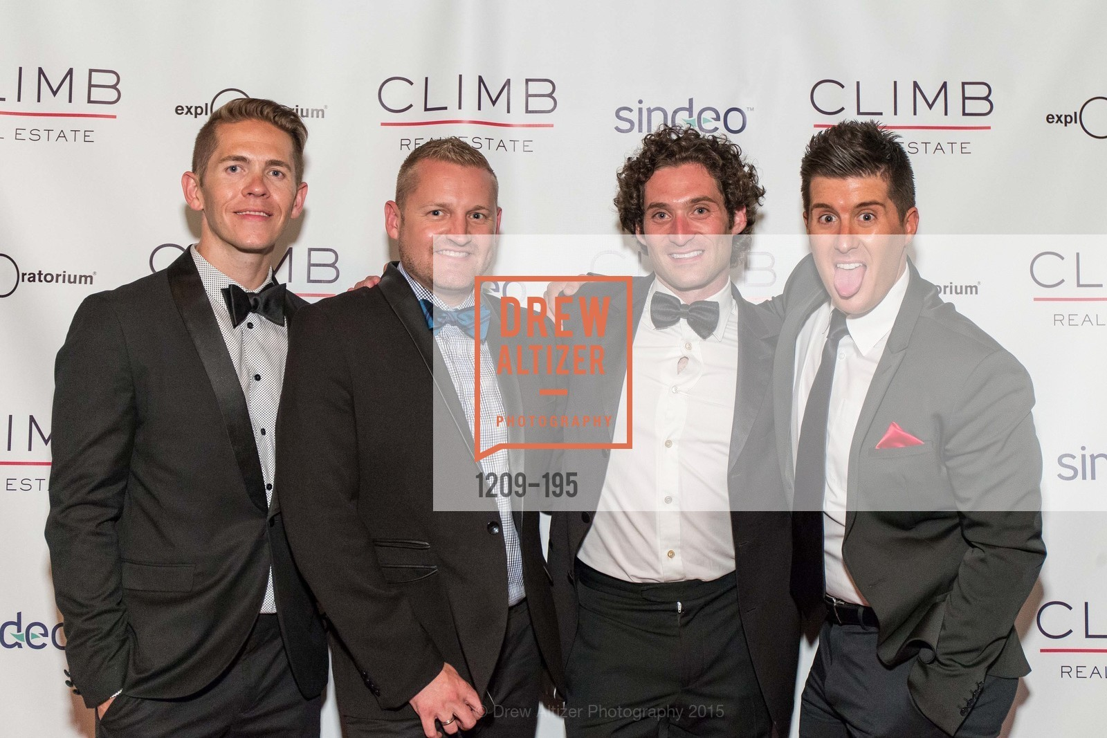 Zach Shubkagel, Mike Schmidt, Justin Fichelson, Lucas Sorah, Climb Real Estate and Sindeo Celebrate the Launch of Million Dollar Listing San Francisco, Local Edition San Francisco. 691 Market St, July 8th, 2015,Drew Altizer, Drew Altizer Photography, full-service agency, private events, San Francisco photographer, photographer california