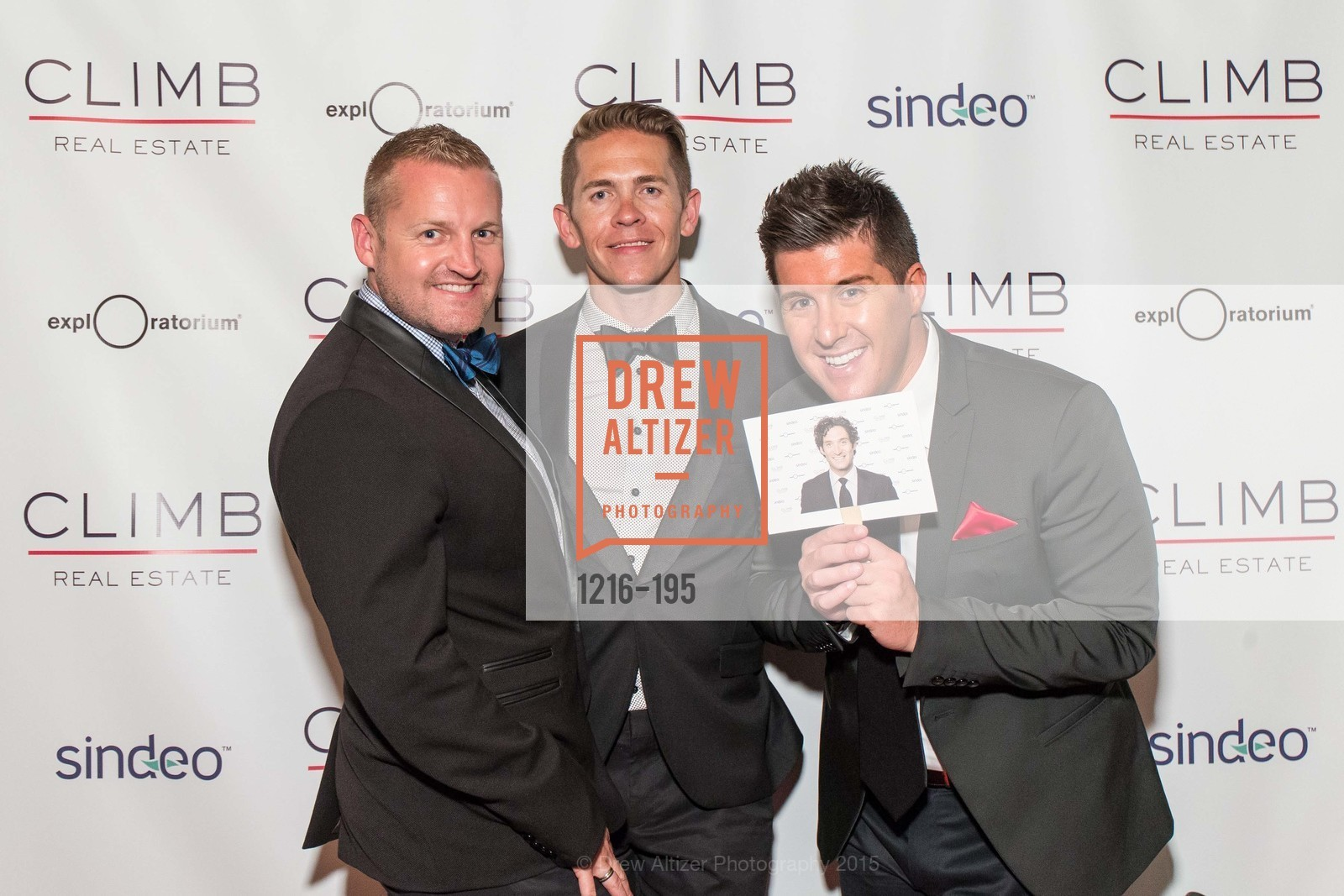 Mike Schmidt, Zach Shubkagel, Lucas Sorah, Climb Real Estate and Sindeo Celebrate the Launch of Million Dollar Listing San Francisco, Local Edition San Francisco. 691 Market St, July 8th, 2015