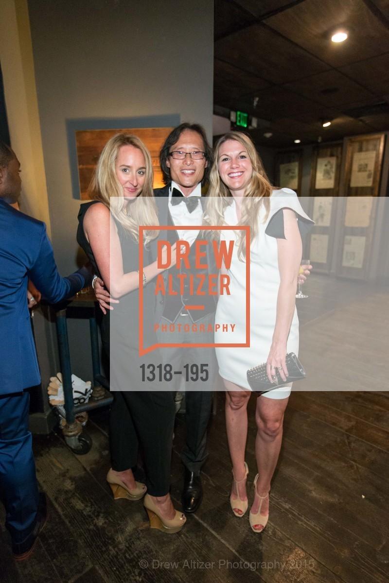 Nicole Bulick, Richard Ling, Anna Sawyer, Photo #1318-195