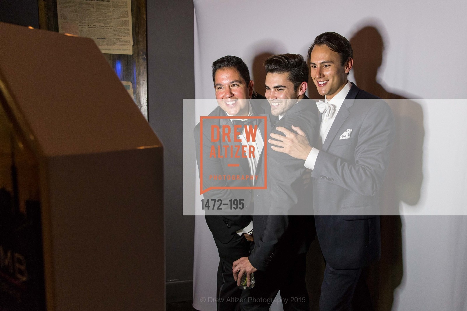 Rafael Davis, Cameron Paul, Brett Van, Climb Real Estate and Sindeo Celebrate the Launch of Million Dollar Listing San Francisco, Local Edition San Francisco. 691 Market St, July 8th, 2015,Drew Altizer, Drew Altizer Photography, full-service agency, private events, San Francisco photographer, photographer california