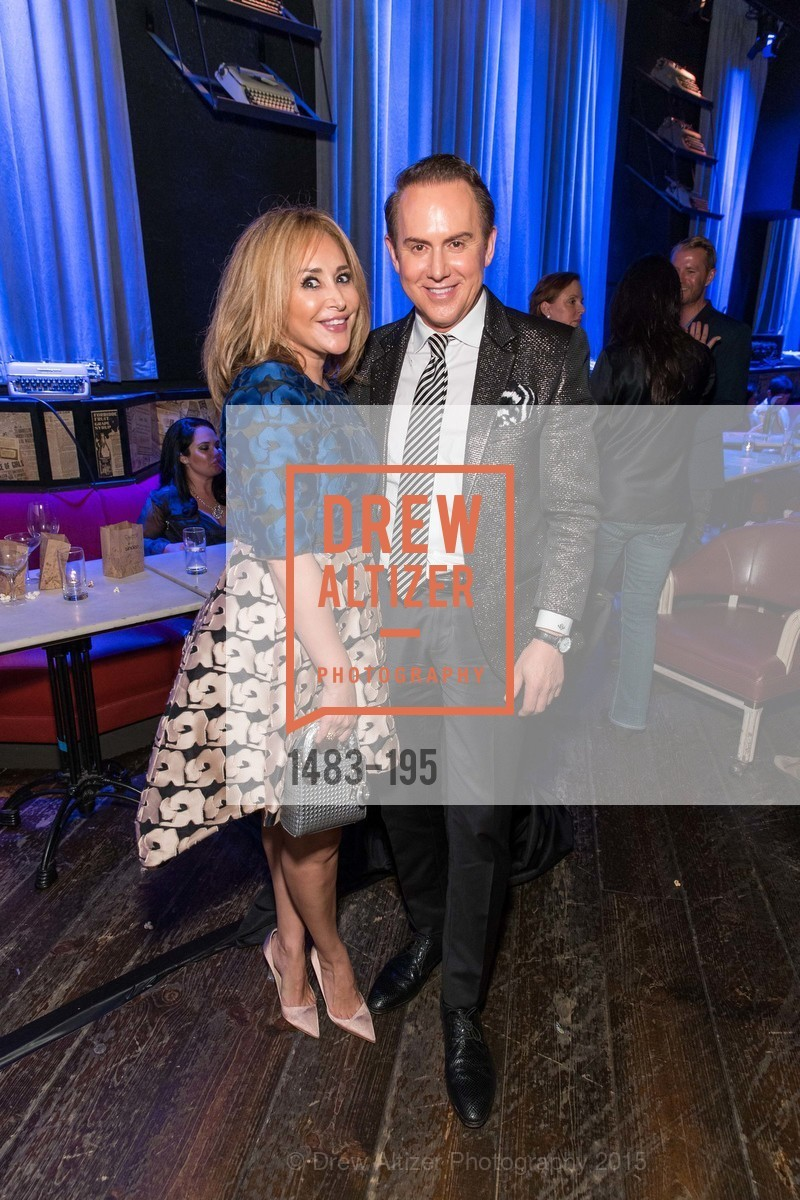 Brenda Zarate, Joel Goodrich, Climb Real Estate and Sindeo Celebrate the Launch of Million Dollar Listing San Francisco, Local Edition San Francisco. 691 Market St, July 8th, 2015,Drew Altizer, Drew Altizer Photography, full-service event agency, private events, San Francisco photographer, photographer California