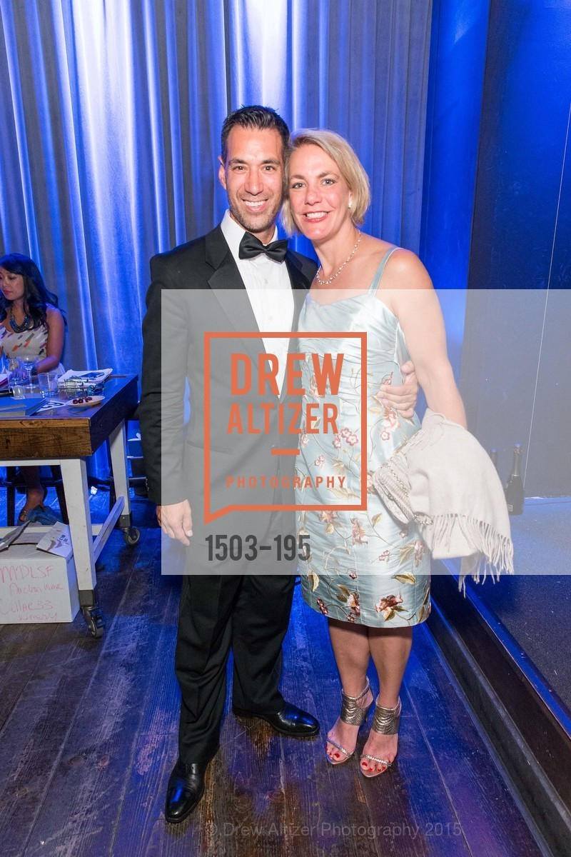 Chris Lim, Hillary Sinclair, Climb Real Estate and Sindeo Celebrate the Launch of Million Dollar Listing San Francisco, Local Edition San Francisco. 691 Market St, July 8th, 2015,Drew Altizer, Drew Altizer Photography, full-service agency, private events, San Francisco photographer, photographer california