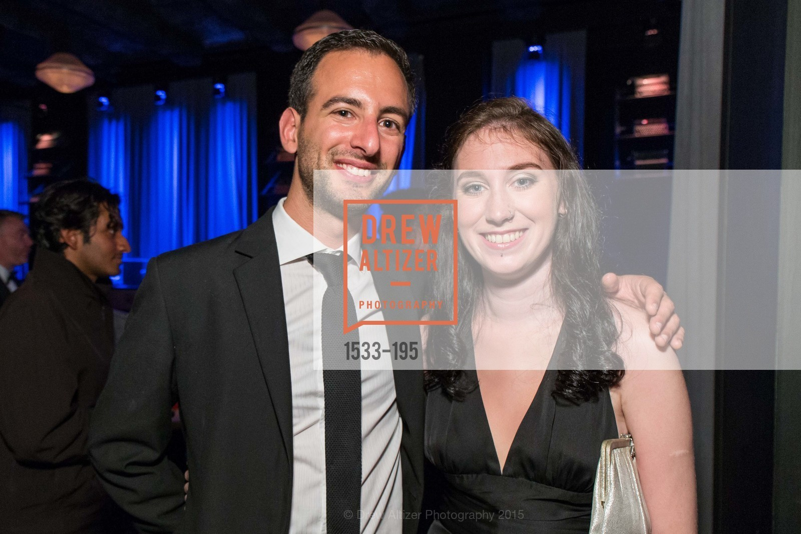 Ori Zohar, Shannon Oakes, Climb Real Estate and Sindeo Celebrate the Launch of Million Dollar Listing San Francisco, Local Edition San Francisco. 691 Market St, July 8th, 2015,Drew Altizer, Drew Altizer Photography, full-service agency, private events, San Francisco photographer, photographer california