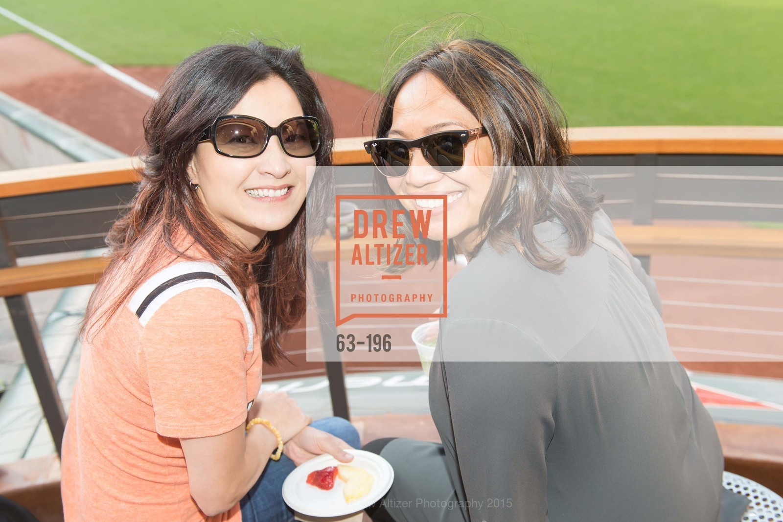 Jen Najera, Debbie Loughran, Francis Ford Coppola Winery Presents Diamond on the Diamond, San Francisco Giants AT&T Park, Virgin America Loft. 24 Willie Mays Plaza, July 10th, 2015,Drew Altizer, Drew Altizer Photography, full-service agency, private events, San Francisco photographer, photographer california