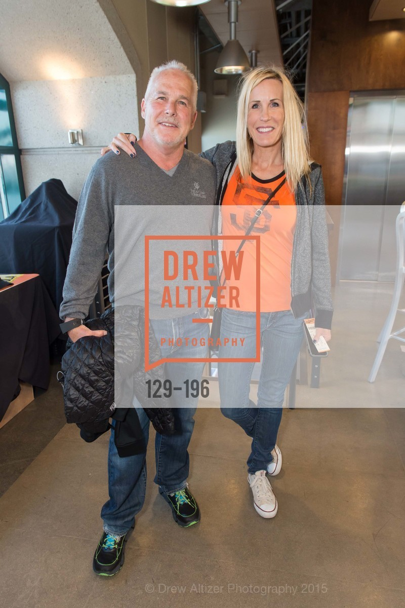 Kevin Johnson, Tamara Johnson, Francis Ford Coppola Winery Presents Diamond on the Diamond, San Francisco Giants AT&T Park, Virgin America Loft. 24 Willie Mays Plaza, July 10th, 2015,Drew Altizer, Drew Altizer Photography, full-service agency, private events, San Francisco photographer, photographer california