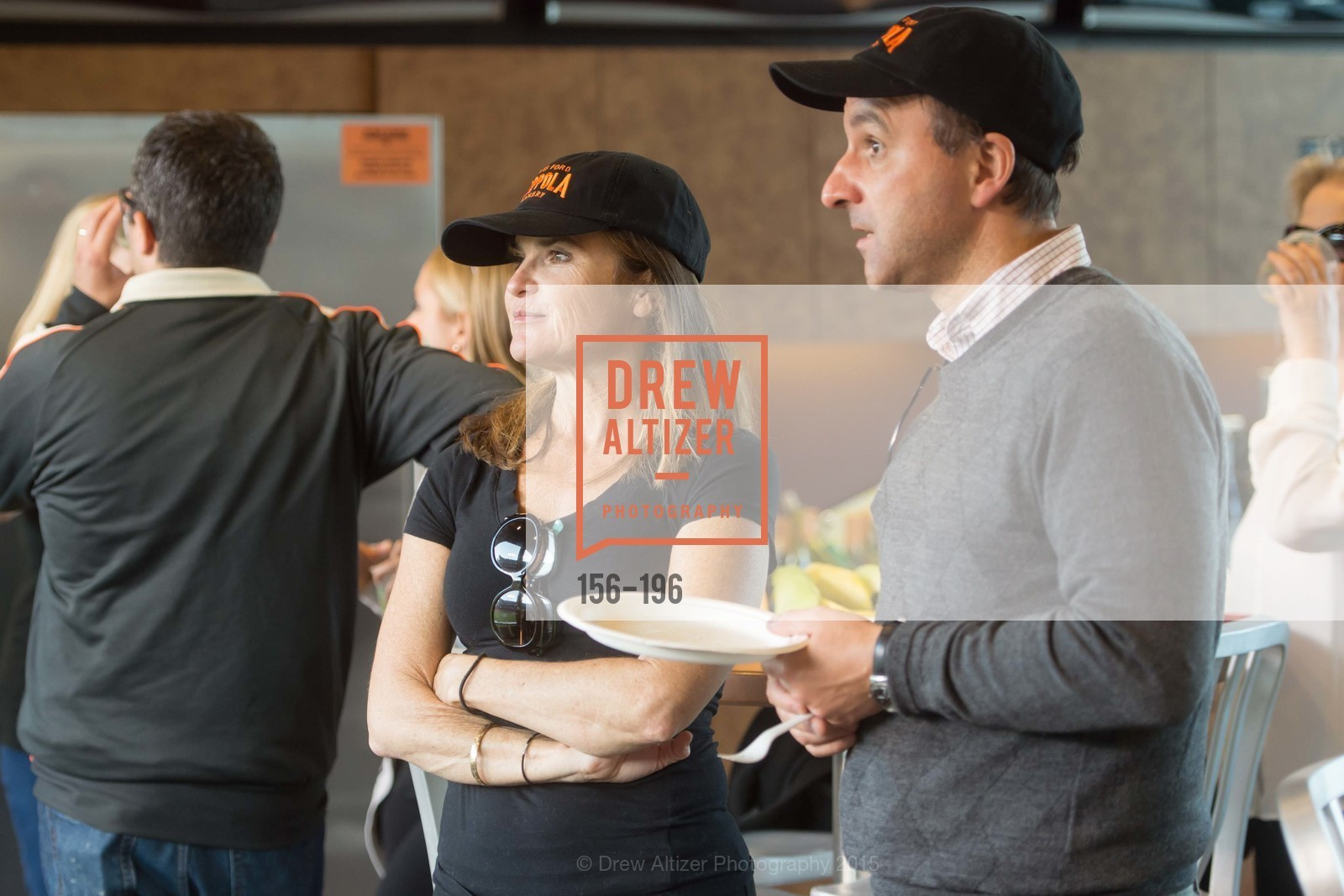 Mimi Towle, Francois Tordesse, Francis Ford Coppola Winery Presents Diamond on the Diamond, San Francisco Giants AT&T Park, Virgin America Loft. 24 Willie Mays Plaza, July 10th, 2015,Drew Altizer, Drew Altizer Photography, full-service agency, private events, San Francisco photographer, photographer california