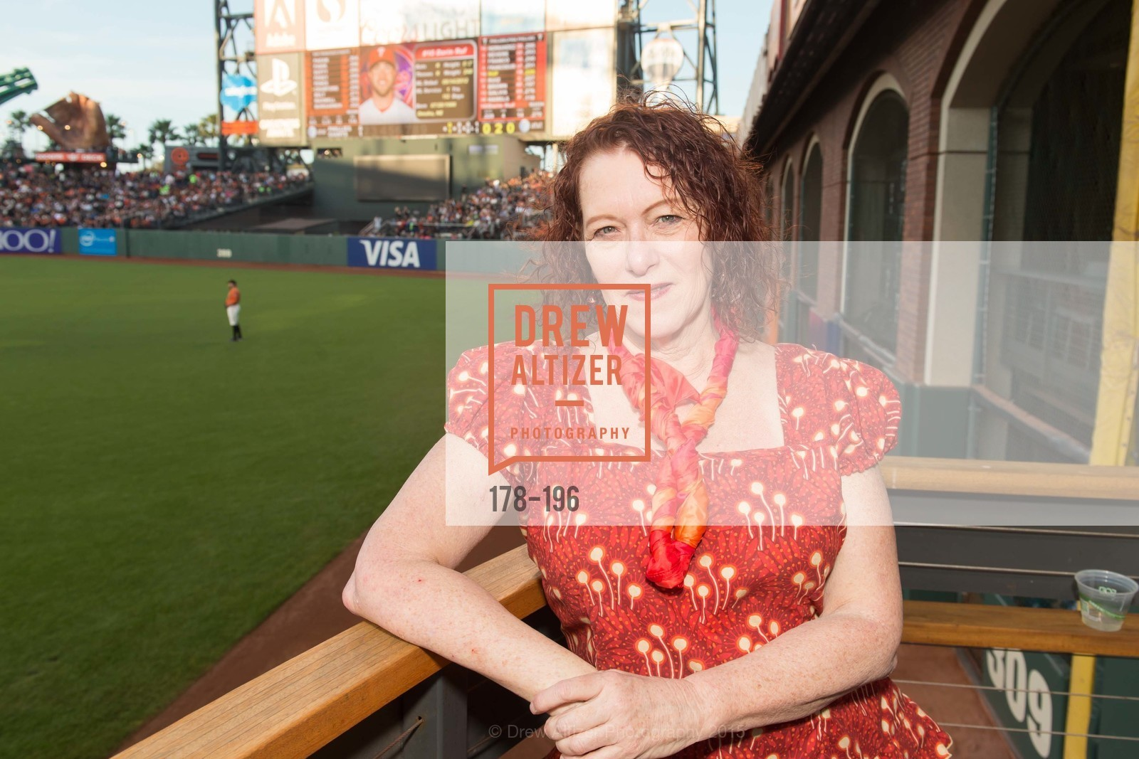 Michele Anna Jordan, Francis Ford Coppola Winery Presents Diamond on the Diamond, San Francisco Giants AT&T Park, Virgin America Loft. 24 Willie Mays Plaza, July 10th, 2015,Drew Altizer, Drew Altizer Photography, full-service agency, private events, San Francisco photographer, photographer california