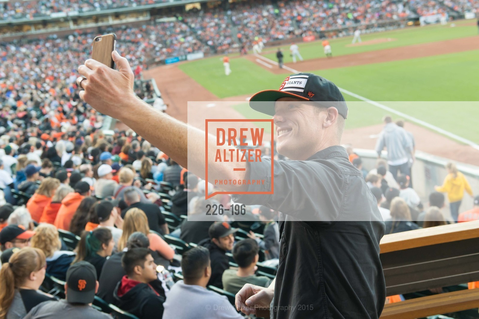 David Liniak, Francis Ford Coppola Winery Presents Diamond on the Diamond, San Francisco Giants AT&T Park, Virgin America Loft. 24 Willie Mays Plaza, July 10th, 2015,Drew Altizer, Drew Altizer Photography, full-service agency, private events, San Francisco photographer, photographer california