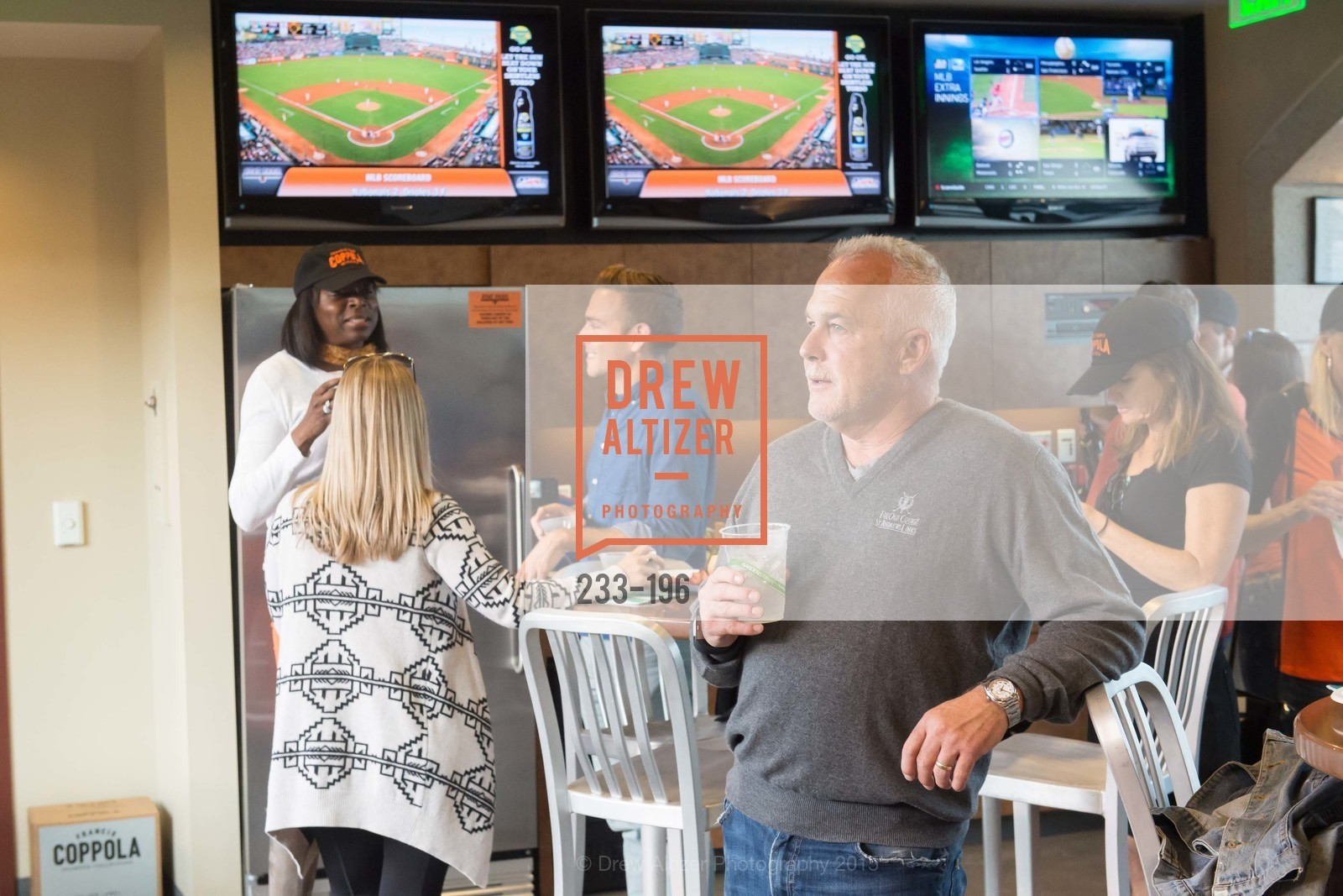Kevin Johnson, Francis Ford Coppola Winery Presents Diamond on the Diamond, San Francisco Giants AT&T Park, Virgin America Loft. 24 Willie Mays Plaza, July 10th, 2015,Drew Altizer, Drew Altizer Photography, full-service agency, private events, San Francisco photographer, photographer california