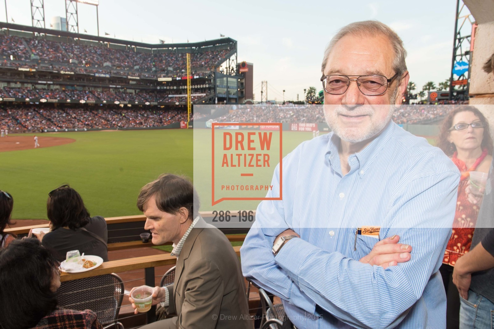Dan Berger, Francis Ford Coppola Winery Presents Diamond on the Diamond, San Francisco Giants AT&T Park, Virgin America Loft. 24 Willie Mays Plaza, July 10th, 2015,Drew Altizer, Drew Altizer Photography, full-service agency, private events, San Francisco photographer, photographer california
