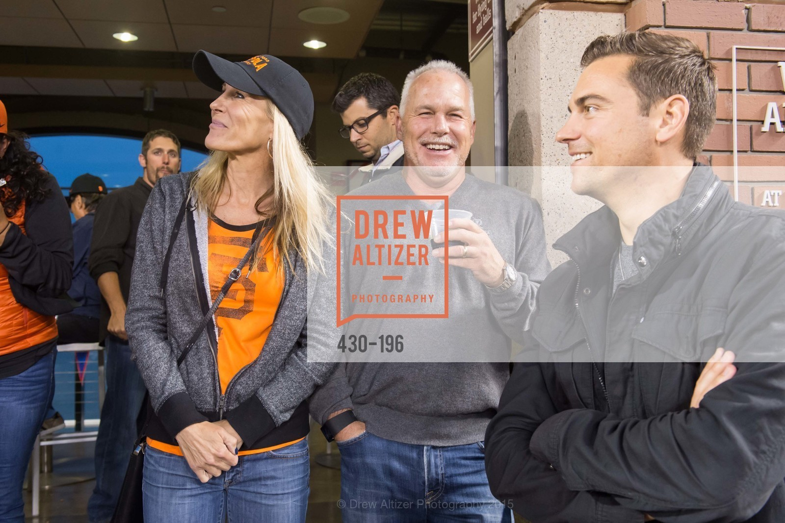 Tamara Johnson, Kevin Johnson, Francis Ford Coppola Winery Presents Diamond on the Diamond, San Francisco Giants AT&T Park, Virgin America Loft. 24 Willie Mays Plaza, July 10th, 2015,Drew Altizer, Drew Altizer Photography, full-service agency, private events, San Francisco photographer, photographer california