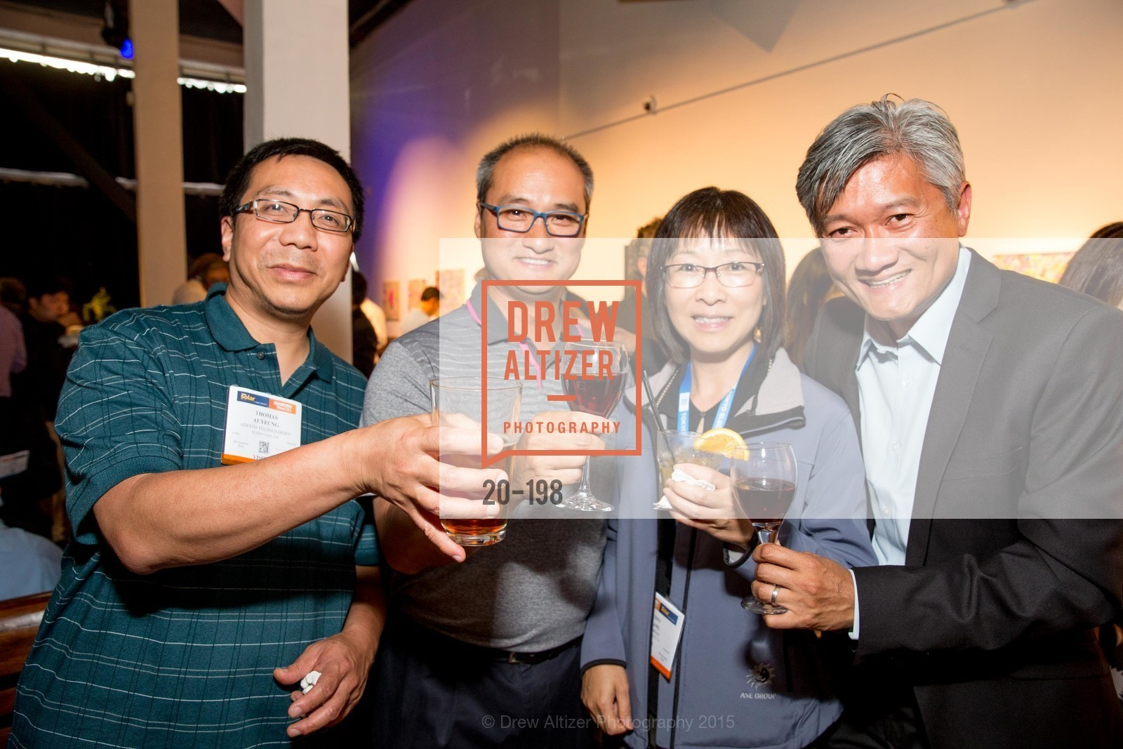 Extras, Advantest Presents Annual SEMICON/West Reception, July 15th, 2015, Photo