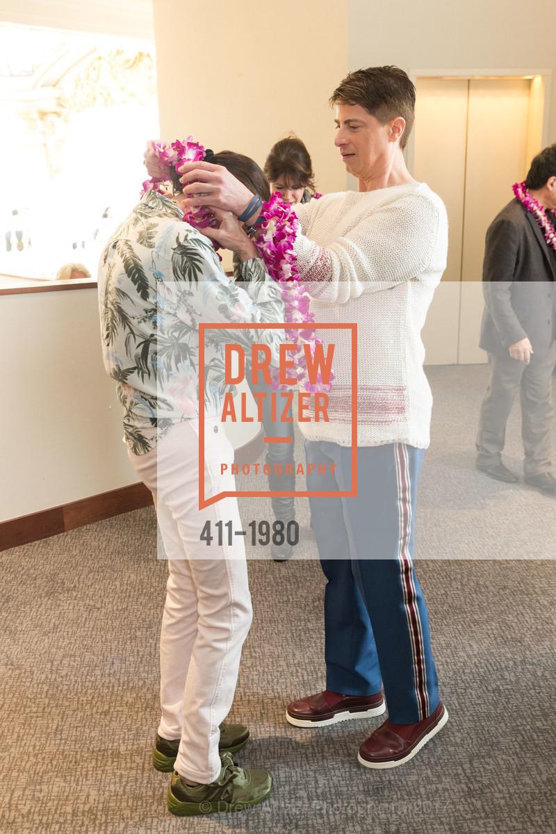 Aubrey Brewster, Aubrey Brewster's Purely Paradise Birthday Luncheon 2017, Neiman Marcus. 150 Stockton St  SF, California 94108, March 24th, 2017