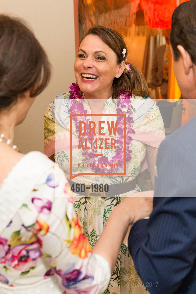 Teresa Rodriguez, Aubrey Brewster's Purely Paradise Birthday Luncheon 2017, Neiman Marcus. 150 Stockton St  SF, California 94108, March 24th, 2017