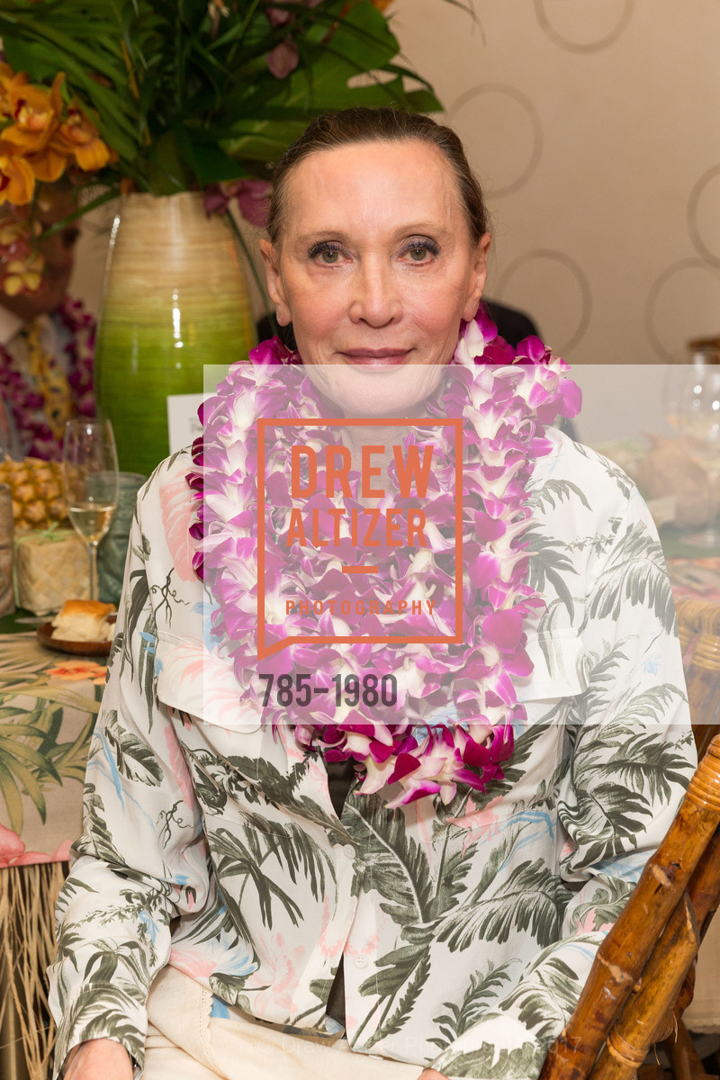 Guilaine Hedquist, Aubrey Brewster's Purely Paradise Birthday Luncheon 2017, Neiman Marcus. 150 Stockton St  SF, California 94108, March 24th, 2017