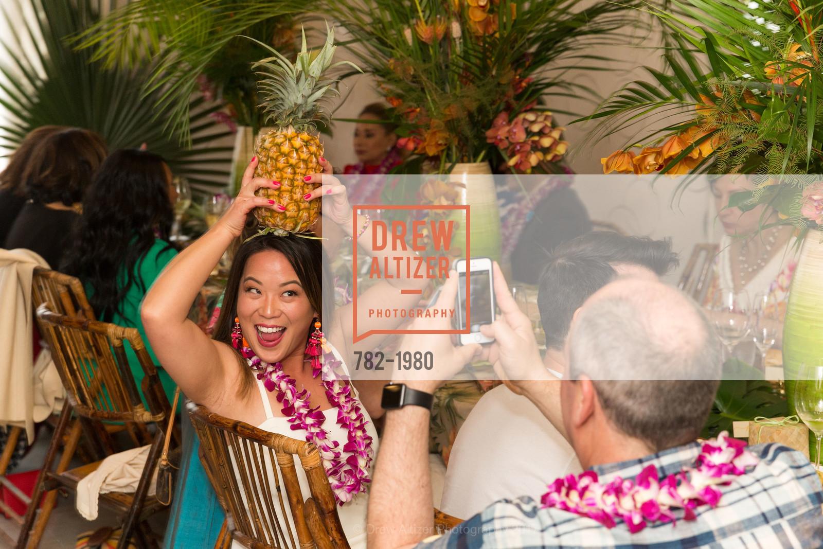 Jojo Ginn, Aubrey Brewster's Purely Paradise Birthday Luncheon 2017, Neiman Marcus. 150 Stockton St  SF, California 94108, March 24th, 2017