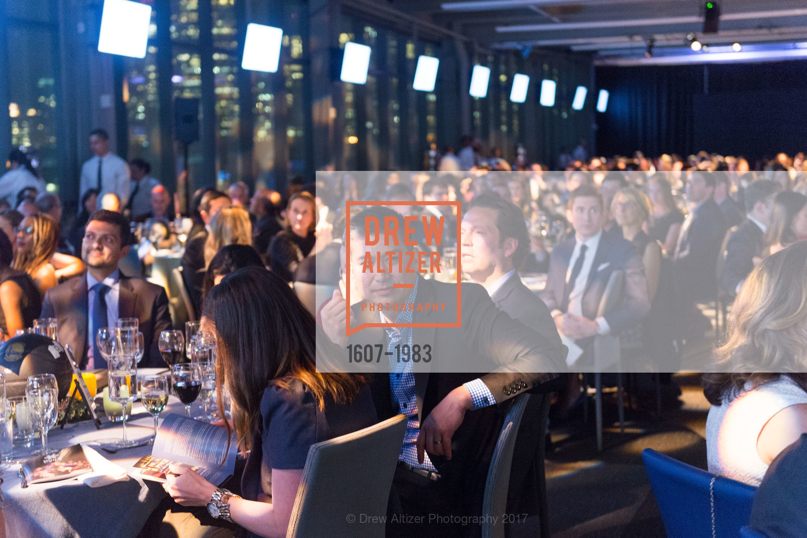 Atmosphere, BUILD Gala 2017, James R. Herman International Cruise Ship Terminal. Pier 27, March 23rd, 2017