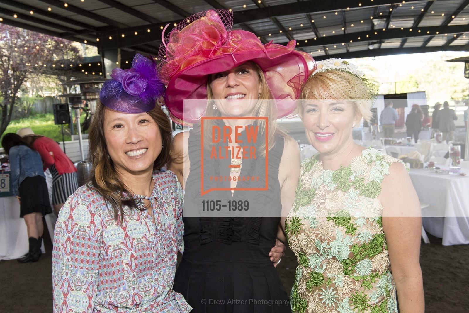 Tina Murphy, Cindy Gallagher, Carrie Allen, Photo #1105-1989