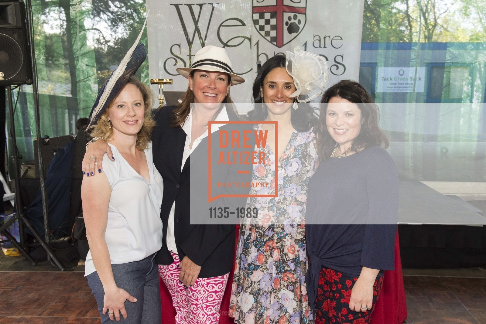 Sterrin Bird, Stephanie Boyd, Paula Klemens, Jennifer Miln, Tiger Trifecta-St. Charles School Auction, National Center For Equine Facilitated Therapy. 880 Runnymede Rd, March 25th, 2017