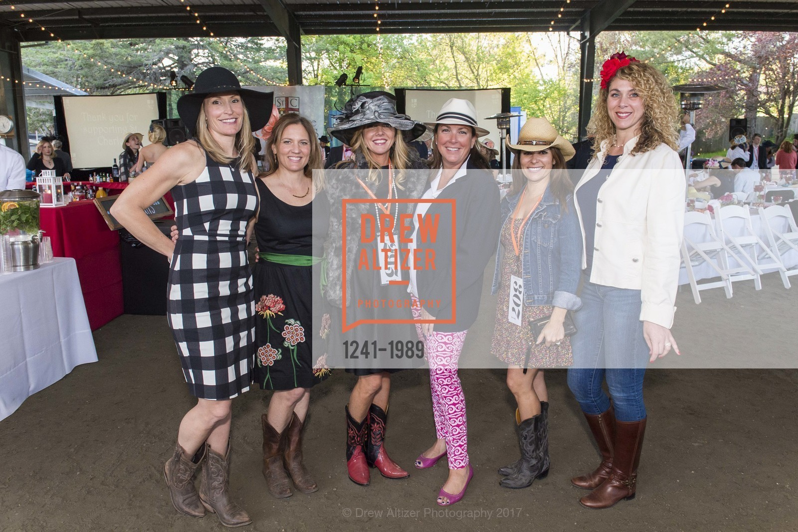 Sterrin Bird, Laurie Sweeney, Madeline Ghattas, Tiger Trifecta-St. Charles School Auction, National Center For Equine Facilitated Therapy. 880 Runnymede Rd, March 25th, 2017