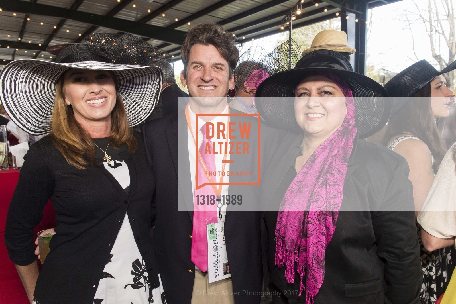 Anna Marie McGuffin, Mark McGuffin, Sally Teymourtash, Tiger Trifecta-St. Charles School Auction, National Center For Equine Facilitated Therapy. 880 Runnymede Rd, March 25th, 2017