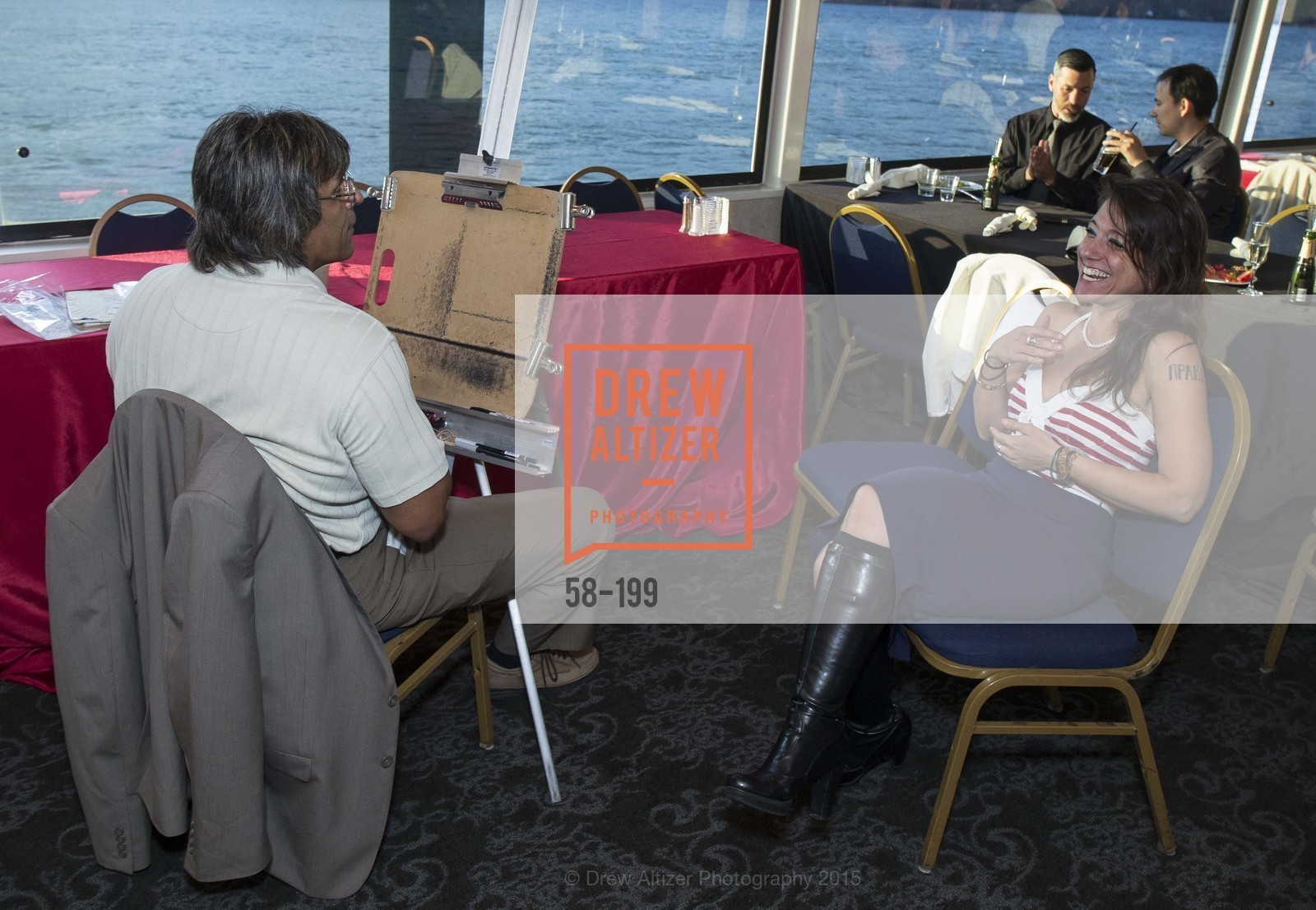 atmosphere, Practice Fusion Boat Cruise, July 10th, 2015, Photo,Drew Altizer, Drew Altizer Photography, full-service agency, private events, San Francisco photographer, photographer california