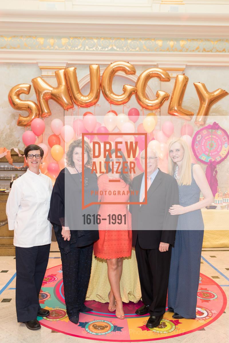 Chef Lori, Pam Glogau, Kim Murphy, Richard Glogau, Beth Townsend, Glogau Teddy Bear Rescue Fund Hosts The Snuggly Soiree, Private Residence, March 23rd, 2017