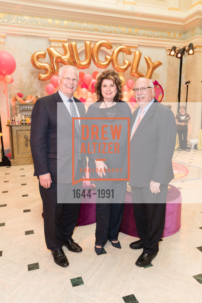 Mark Laret, Pam Glogau, Richard Glogau, Glogau Teddy Bear Rescue Fund Hosts The Snuggly Soiree, Private Residence, March 23rd, 2017