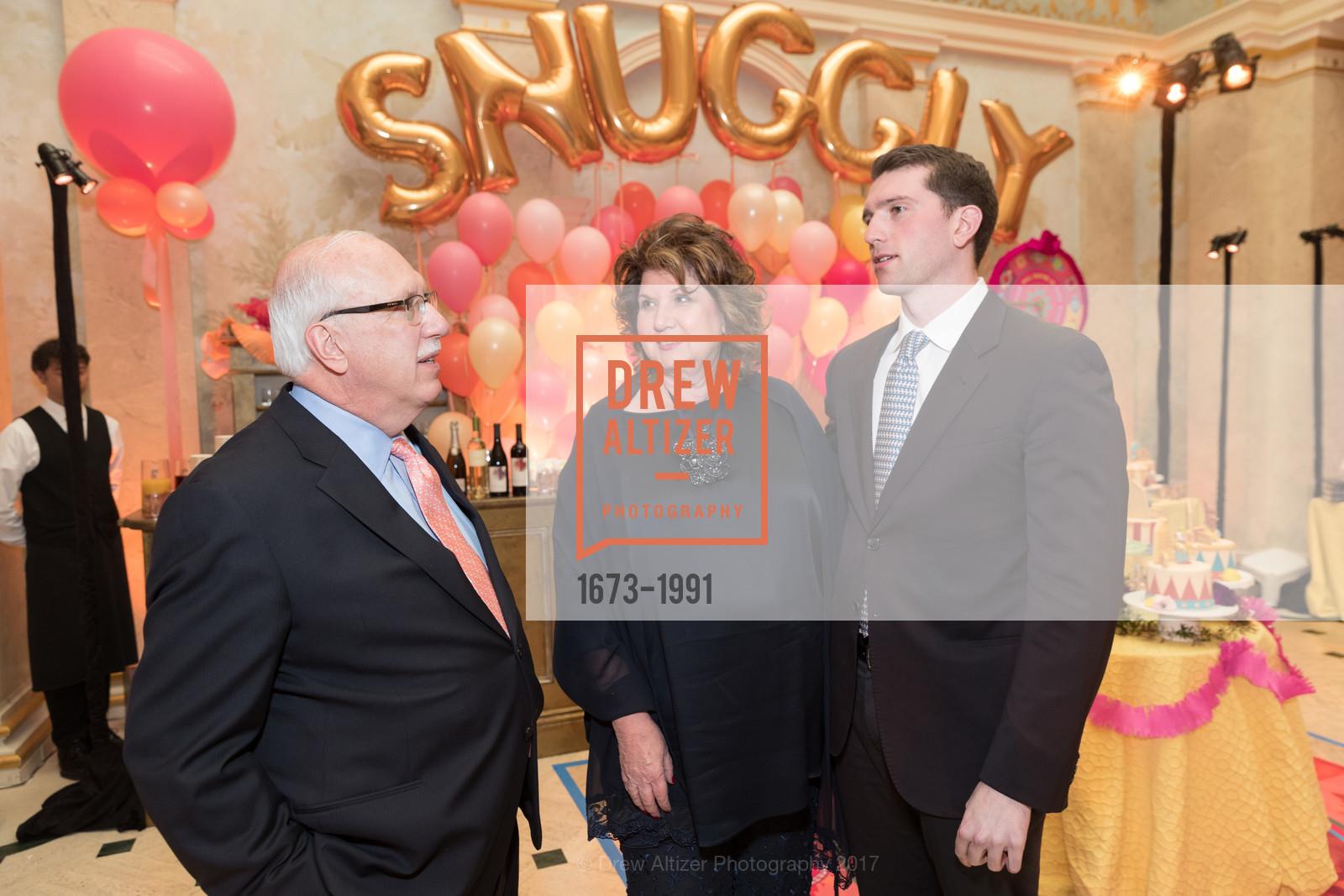 Richard Glogau, Pam Glogau, Gordon Glogau, Glogau Teddy Bear Rescue Fund Hosts The Snuggly Soiree, Private Residence, March 23rd, 2017