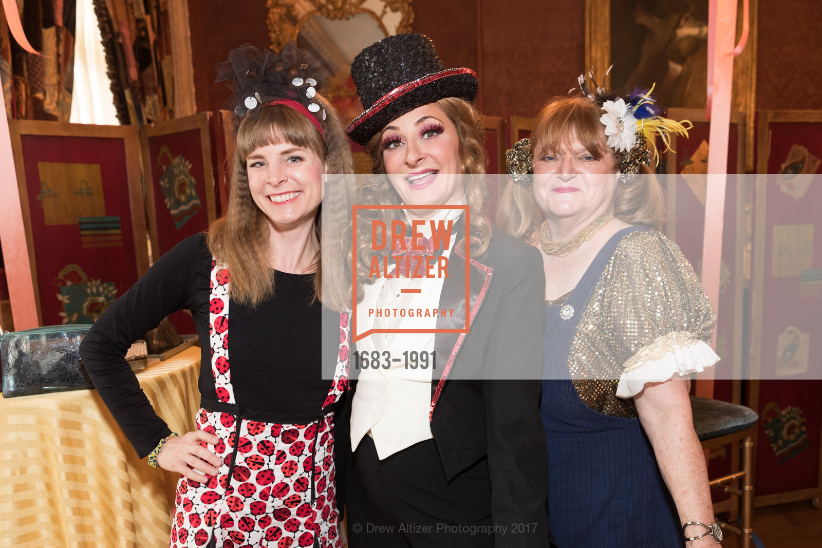 Bree Crabtree, Gigi Evangelista, Dinnie McLaughlin, Glogau Teddy Bear Rescue Fund Hosts The Snuggly Soiree, Private Residence, March 23rd, 2017