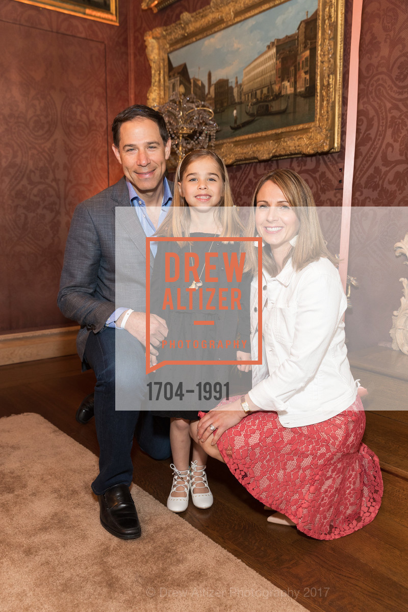 Michael Sobel, Malia Sobel, Raina Sobel, Glogau Teddy Bear Rescue Fund Hosts The Snuggly Soiree, Private Residence, March 23rd, 2017