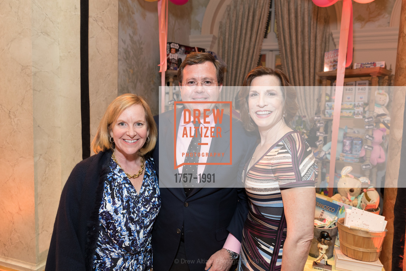 Jane Griffith, Charlie Griffith, Maria Quiros, Glogau Teddy Bear Rescue Fund Hosts The Snuggly Soiree, Private Residence, March 23rd, 2017