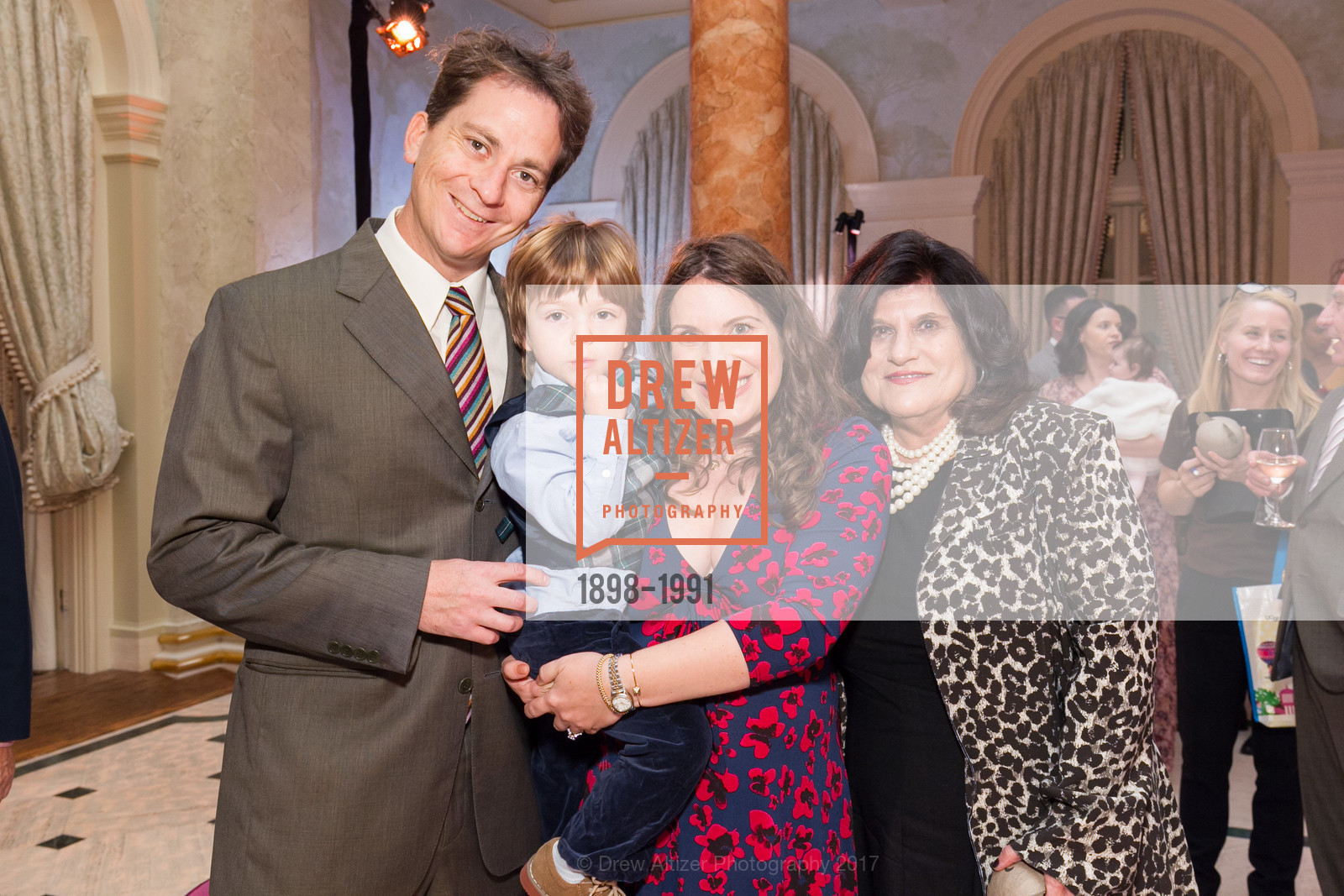 Ken Roost, Tray Roost, Noel Roost, Margaret Quattrin, Glogau Teddy Bear Rescue Fund Hosts The Snuggly Soiree, Private Residence, March 23rd, 2017