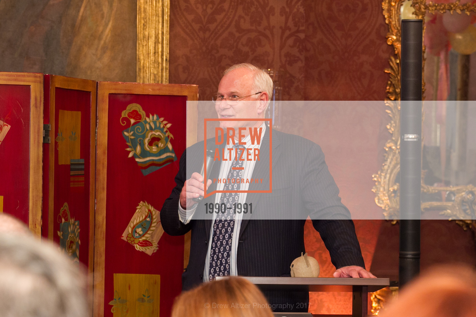 Mark Laret, Glogau Teddy Bear Rescue Fund Hosts The Snuggly Soiree, Private Residence, March 23rd, 2017