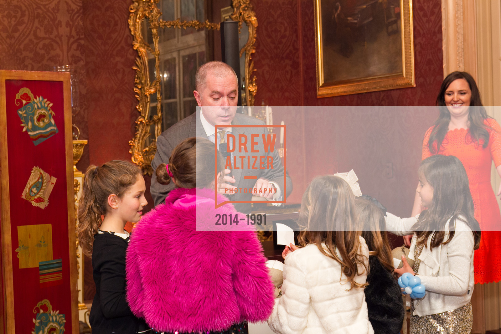 Michael Anderson, Glogau Teddy Bear Rescue Fund Hosts The Snuggly Soiree, Private Residence, March 23rd, 2017