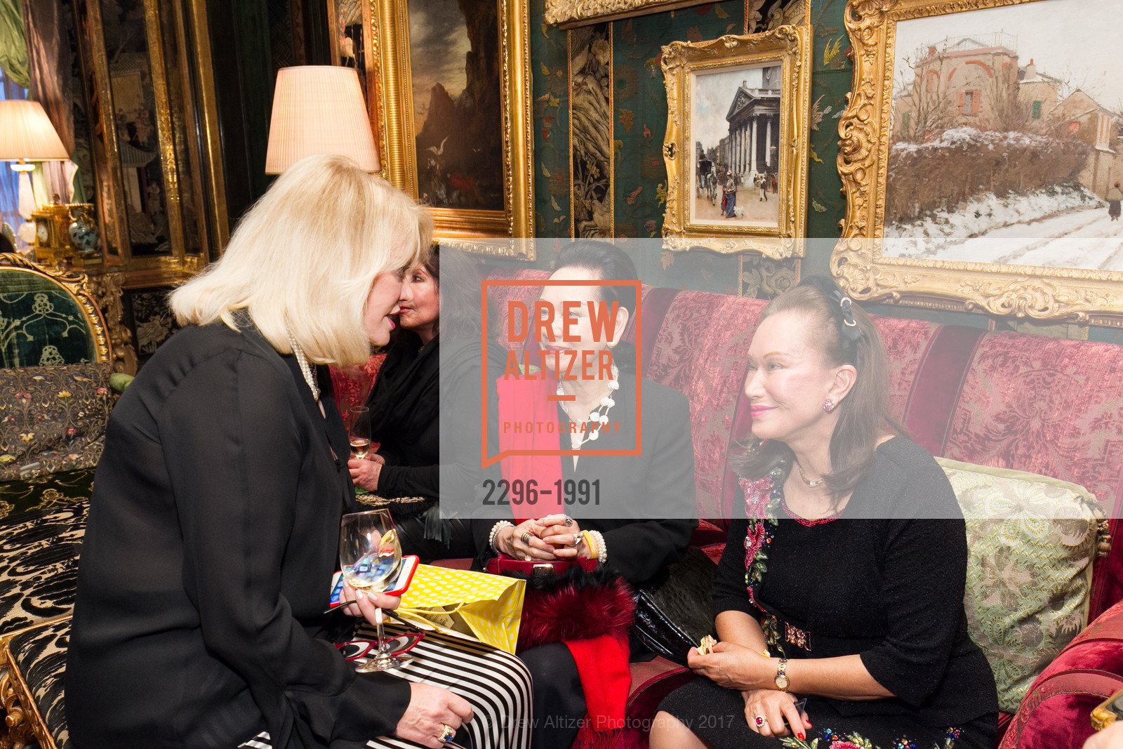Annie Arguelles, Martha Hertelendy, Glogau Teddy Bear Rescue Fund Hosts The Snuggly Soiree, Private Residence, March 23rd, 2017
