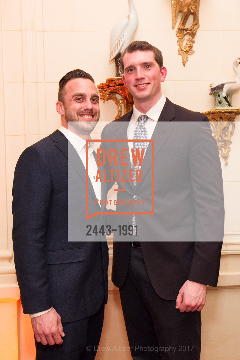 Mike Pavel, Gordon Glogau, Glogau Teddy Bear Rescue Fund Hosts The Snuggly Soiree, Private Residence, March 23rd, 2017