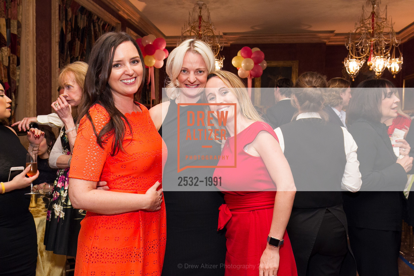 Kim Murphy, Rachel Conlan, Glogau Teddy Bear Rescue Fund Hosts The Snuggly Soiree, Private Residence, March 23rd, 2017