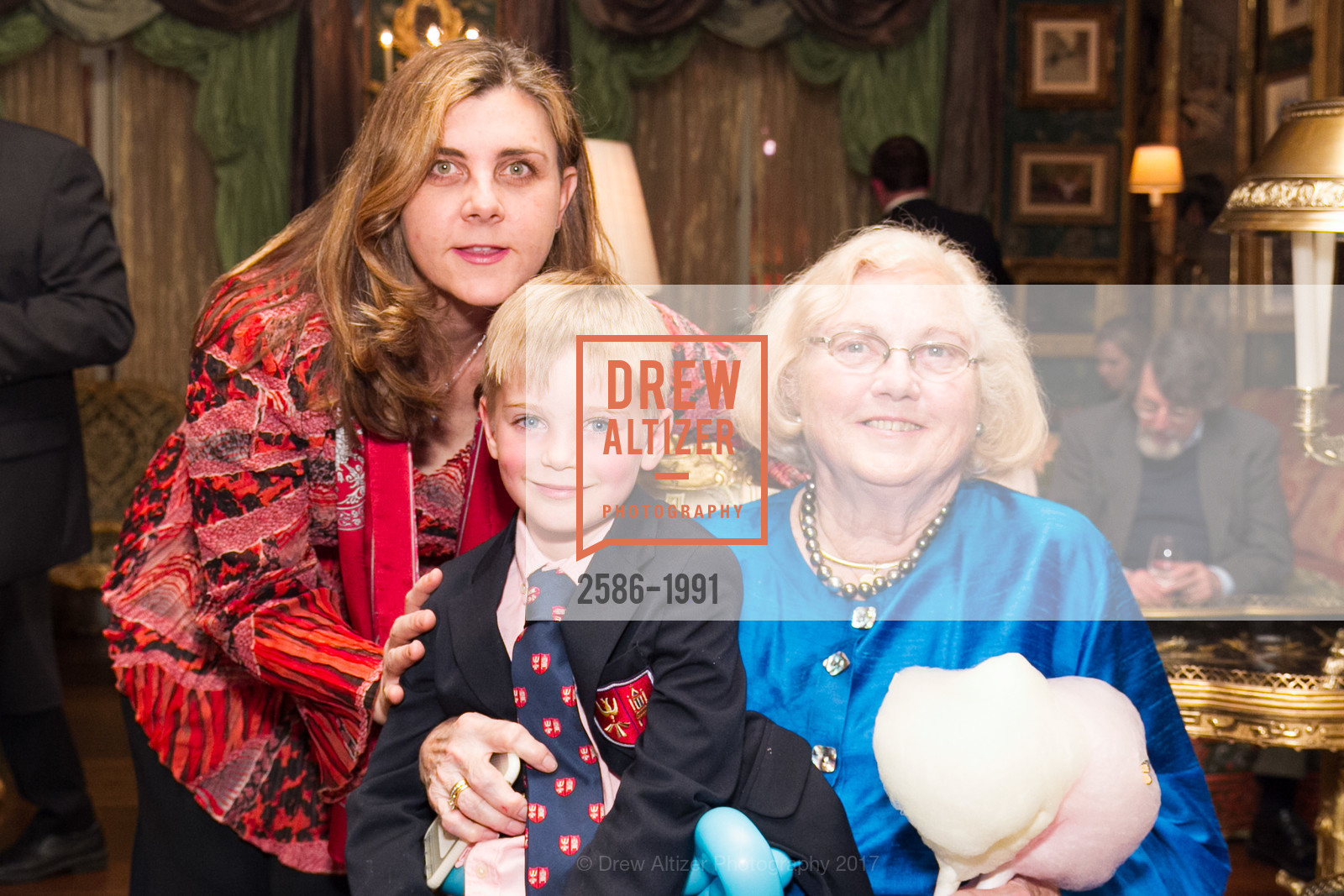 Christine Linenbach, Wolfgang Linenbach, Doris Linenbach, Glogau Teddy Bear Rescue Fund Hosts The Snuggly Soiree, Private Residence, March 23rd, 2017