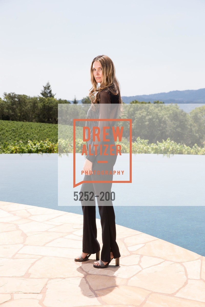 Model, Festival del Sole Brunello Cucinelli Luncheon Hosted by Hall Wines and Neiman Marcus, P\. 56 Auberge Rd, July 19th, 2015